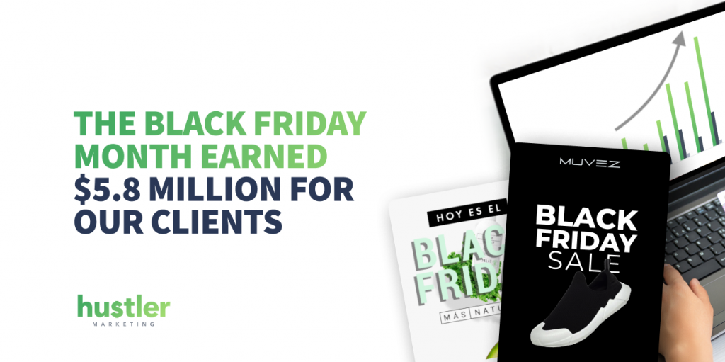 black friday cyber monday email marketing stats