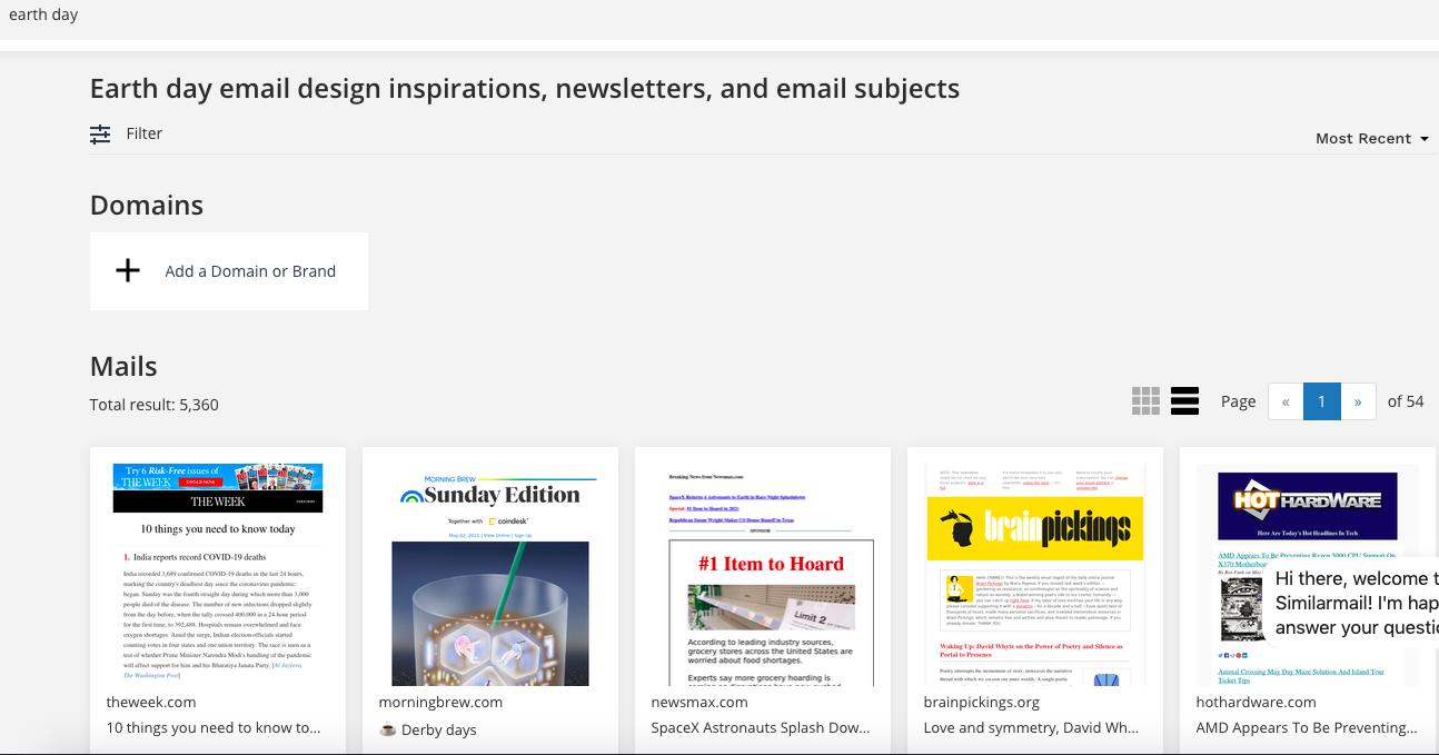Email Marketing Tool Similarmail