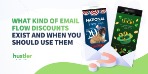 When To Use A Discount In A Flow Email And What A Discount Offer Email Template Looks Like