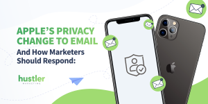 Apple iOs 15 data privacy impact on email