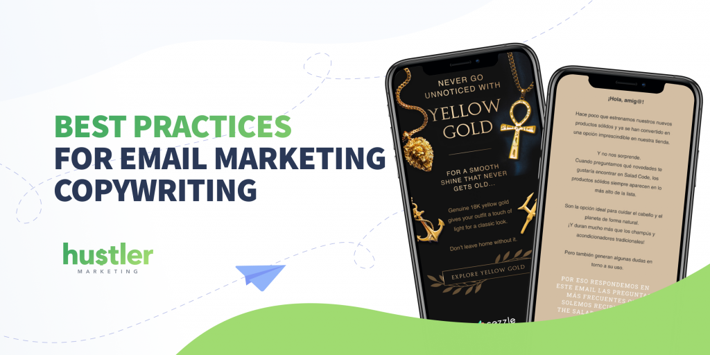 Best Practices For Email Marketing Copywriting